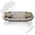 Codice LEFT1036-4 - LED LAMP - 4 LED - ATTACK FT10X36