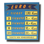 Codice ES063 - €URO € - TICKET