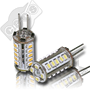 Codice BIPIN-4+20SMD - LED LAMP - WITH 24 LED SMD - ATTACK G4
